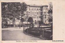 # GORIZIA - VEDUTA DEL GIARDINO PUBBLICO   1919