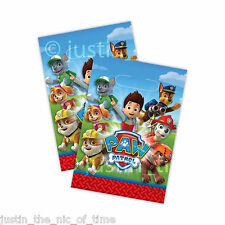 PAW PATROL Hero Rescue Pups Loot Bags Boys Birthday Party Supplies Job Lot