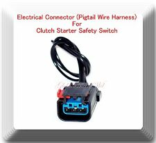 Electrical Pigtail Wire Harness Connector of Clutch Starter Safety Switch Ns565