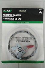 Universal Fit Lawnmower Throttle Control, Atlas MTD AT-0046
