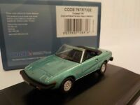 Triumph TR7, Green, Model Cars, Oxford Diecast 1/76