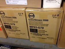 OCE Canon Color Stream 3500 MP03-G79 (Magenta) 2 Cases 6 Bottles New