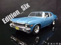 Maisto 1:24 1970 Chevrolet Chevy Nova SS Classic American Muscle