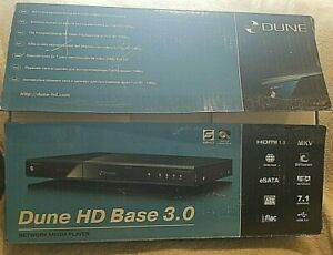 Dune HD Base 3.0 Network Media Player
