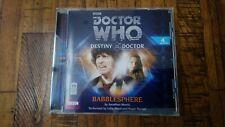 Doctor Who ~ Big Finish Audio Drama CD ~ Babblesphere
