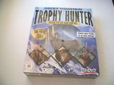 Rocky Mountain Trophy Hunter-Deer Hunter (Mac) eurobox nuevo New