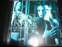Prince & New Power Generation Diamonds & Pearls CD - Like New