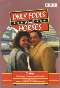 Only Fools And Horses - Dates (BBC) - NEW Region 2 DVD