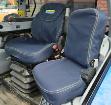 New Holland T6/T7 EXTRA Heavy Duty Tractor Grammer Maximo Dynamic Seat Cover
