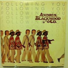 ANDRUS, BLACKWOOD & CO.*2 ALBUMS* Following You 2 LP & Step Out of the Night LP