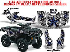 AMR RACING DEKOR KIT ATV CAN-AM OUTLANDER STD & XMR/MAX GRAPHIC KIT NORTHSTAR B