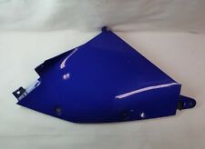 USED GENUINE YAMAHA 4TV-2835K-00 Front Lower Fairing Blue 1997-2007 FZR600