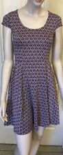 Jersey Work Geometric Dresses for Women