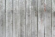 Grey Wooden Wall Plank Board Photography Background 7x5ft Studio Backdrop Props