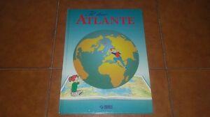IL TUO ATLANTE ED. SOCIETÀ EDITRICE INTERNAZIONALE SEI 1995 OTTIMO