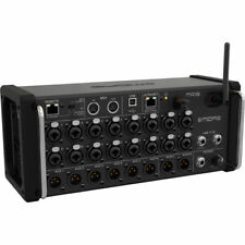 Midas MR18 display 18-Input Digital Mixer for Tablets w/ Wi-Fi and USB Recorder