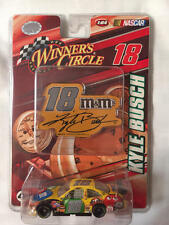 New 2008 Kyle Busch #18 M&M's NASCAR Winner's Circle Diecast Camry 1:64
