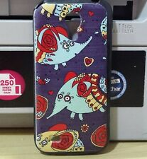 FUNDA SAMSUNG GALAXY S4 MINI i9190 i9195 DE GEL TPU CON DIBUJOS ESTAMPADA ANIMAL