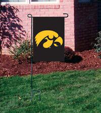 Ncaa Iowa Hawkeyes Garden Flag - New