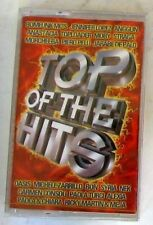 VARIOUS - TOP OF THE HITS - Musicassetta Sigillata Paola Chiara C.Consoli Oasis