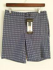 Mario Serrani Womens Comfort Stretch Golf Shorts with Tummy Control, Size 4, NWT