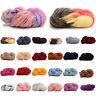 Hand Knitting Blanket Hats Super Thick Chunky Yarn Roving Bulky Yarn Lot/250g US