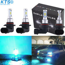 4x Combo 9005 9006 LED Headlight Bulbs Kit High&Low Beam Genuine 35W 8000K US
