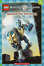 LEGO SCHOLASTIC READER - KNIGHTS KINGDOM Castle  SEARCH FOR THE KING Level 4
