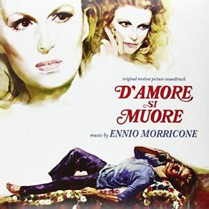 D'Amour Si Meurt (Limited Édition Solid White Vinyl) LP Vinyle Btf / Gdm
