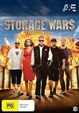 Storage Wars : Collection 4 (2-Disc Set) New Sealed + 40min bonus!! BRAND NEW!!