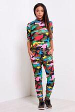 Abbigliamento vintage multicolore per donna taglia L