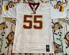 Jason Taylor Washington Redskins #55 Jersey Reebok Men's Large White