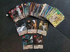Spellfire - Ravenloft - Complete Set 1-100 - Card Game