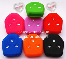 SILICONE CAR KEY COVER fits SUBARU TRIBECA LIBERTY FORESTER OUTBACK LEGACY