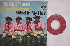 The Rio Rangers-Four Seasons/vento in my hair-Single, 1968-telefunken-U 55 591
