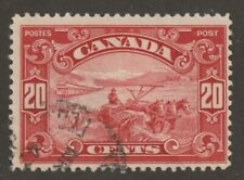 """Canada 1929 #157 King George V """"Scroll"""" Issue - Fine Used (01)"""