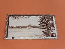 CHROMO PHOTO SUCHARD 1930 COLONIES NOUVELLE-CALEDONIE OCEANIE TAHITI PAPEETE