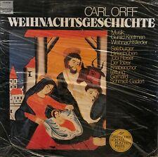 Carl Orff - Weihnachtsgeschichte / Weihnachtslieder - Vinyl LP - SEALED