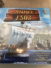 Anno 1503 Stragety Board Game KOSMOS MAYFAIR NEW and SEALED