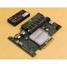 New! Dell H2R6M Perc H700 PCI-E Raid Controller 512MB w/ Battery NU209