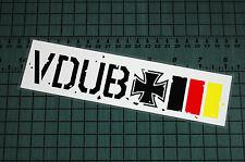 GERMAN MALTESSE Sticker Decal Vinyl JDM Euro Drift Lowered illest Fatlace Vdub