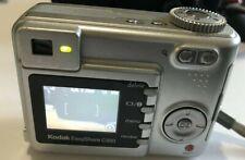 Kodak EasyShare C330 4.0MP Digital Camera - Silver 3 x optical zoom # C11