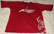 South Korea Soccer Football Jersey - Red - KFA - See Measurements