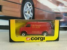 CORGI - GMC VAN - ROYAL MAIL PARCELS  - 1/43 SCALE MODEL VAN  - 616
