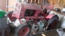 Antique Empire Tractor Willys Jeep Engine 1940s Post War Farm Older Restore