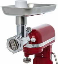 Jupiter Metal Food Grinder Attachment for Stand Mixers, 478100