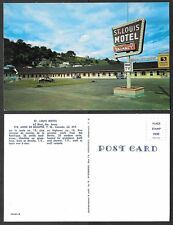Old Canada Postcard - Ste. Anne de Beaupre, Quebec - St. Louis Motel