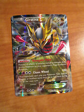 NM Pokemon GIRATINA EX Card ANCIENT ORIGINS Set 57/98 XY X and Y Ultra Rare TCG