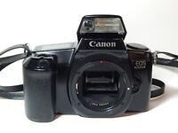 Vintage Canon EOS 1000F 35mm film camera body (no lens) vintage collectable