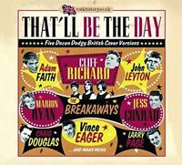 That'll Be The Day - Five Dozen Dodgy British Cover Versions [CD]